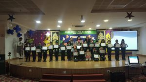 2nd national drawing competition prize distribution