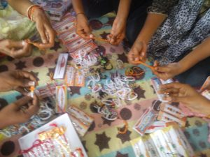 amarpushp-rakhi-making-classes-vocational-training